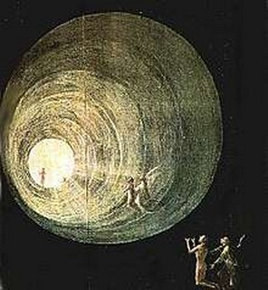 life after death - hieronymus bosch ascent of the blessed
